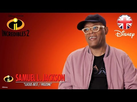 INCREDIBLES 2 | Behind The Scenes With The Cast! | Official Disney Pixar UK