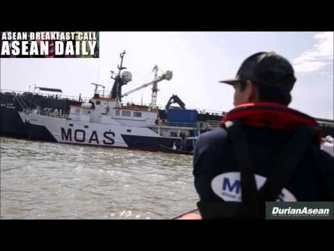 [1 Mac 2016] Refugee search and rescue Ship Launches in Southeast Asia & other news