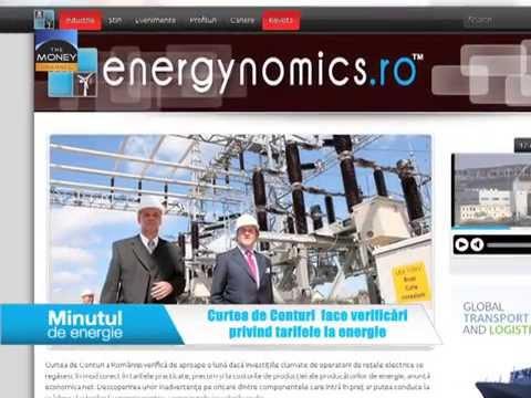 20 oct 2014 Minutul de energie