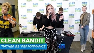 "Clean Bandit - ""Rather Be"" Live 