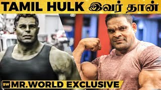 Protein Powder, Steroids use பண்றது safe-ஆ? - Mr. World Rajendran Mani விளக்கம் | EN 69