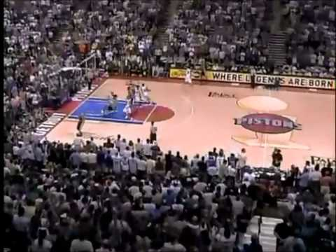 2005 NBA Finals Gm 5 - Robert Horry Heroics Part 1