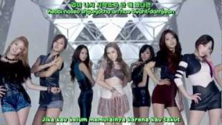 Indo SubRom Hangul The Boys - SNSD