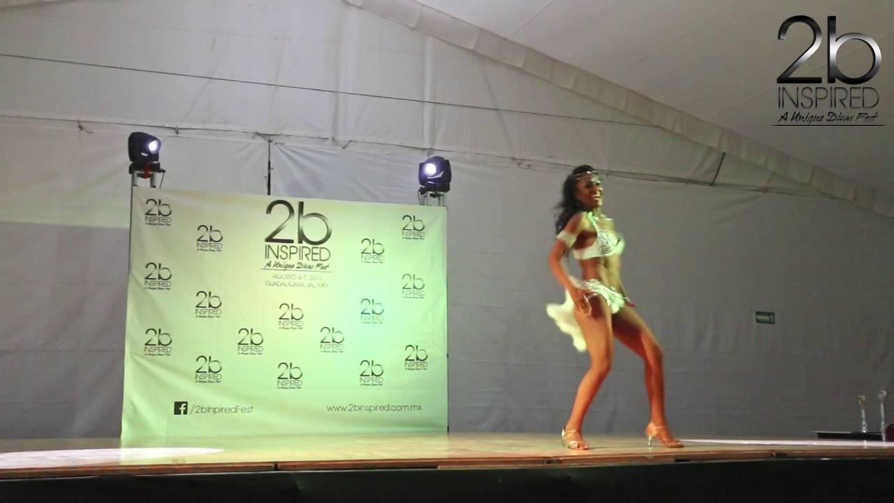 Licerine Rodriguez | Salsa Soloista Abierta | 2b Inspired 2016