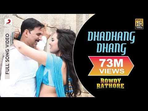 Dhadhang Dhang - Rowdy Rathore | Akshay Kumar | Sonakshi Sinha