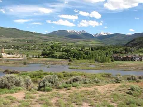 Eagle River - Colorado in Edwards Colorado - Wednesday June 9th 2010