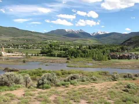 Eagle River - Colorado in Edwards Colorado - Wednesday June 9th 2010