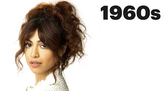 100 Years of Curly Hair   Allure