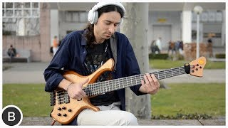 download lagu Alex Lofoco - Slap Bass On Flatwound Strings  gratis