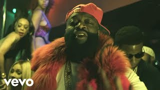 Rick Ross - She On My Dick ft. Gucci Mane (Official Video)
