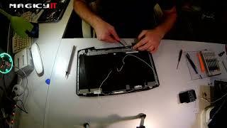 Acer Aspire VX 15 VX5 591G Disassembly