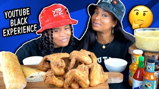 FRIED CHICKEN MUKBANG + YOUTUBE BLACK - WHAT HAPPENED?