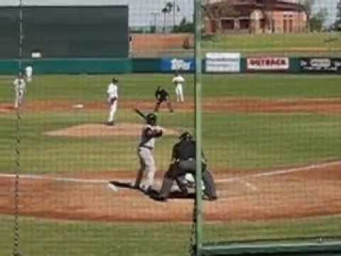 Andrew McCutchen AFL 2007 Video