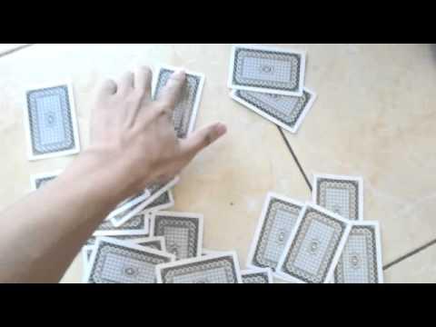 Nhìn xuyên lá bài(100% sự thật)