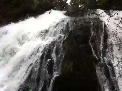 Green Peak Falls Video