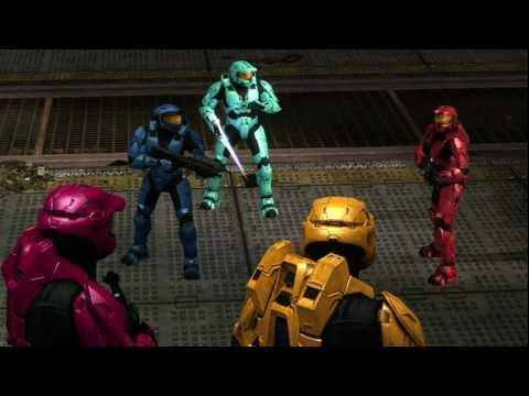 Red Vs. Blue Revelation Episode 18 video