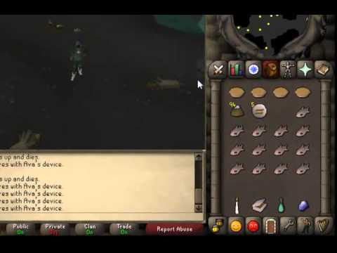 2007 Runescape Slayer Guide: Rockslugs