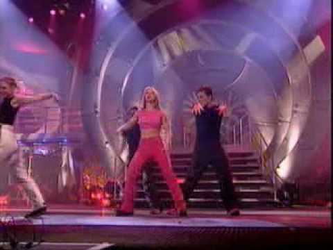 ...Baby One More Time (Smash Hits Awards 1999)