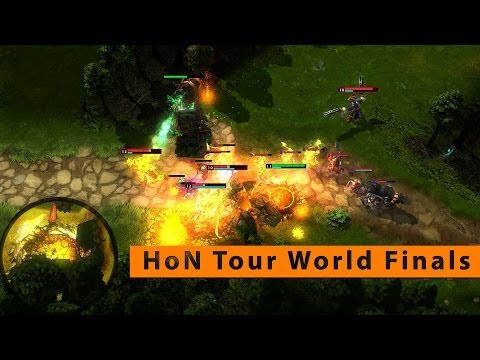 HoN Top 5 Plays - World Finals