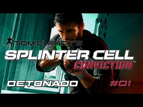 Detonado Splinter Cell Conviction ''Steath Mudo'' (01)