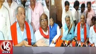 CPI Narayana Meets Nayeem Victims In Yadadri Bhuvanagiri