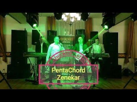 PentaChord Zenekar - Promó - Máma este megszöktetlek///Én a cipőm sarkán járok - Teljes szolgáltatás