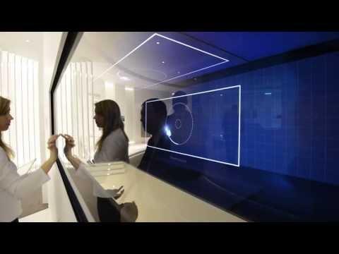 VitrA 3D-Multimedia-Vitrine
