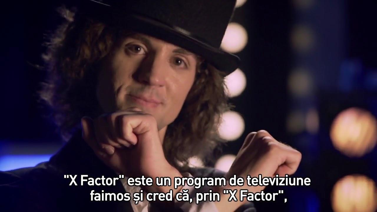 Jonathan Martinez Fernandez, spaniolul misterios de la X Factor