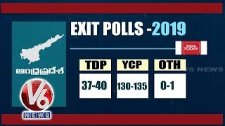 Lagadapati Exit Poll Survey Report In Support Of TDP | YCP Leads