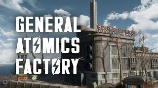 Automatron 1: A New Threat - The Full Story of the General Atomics Factory - Fallout 4 Lore