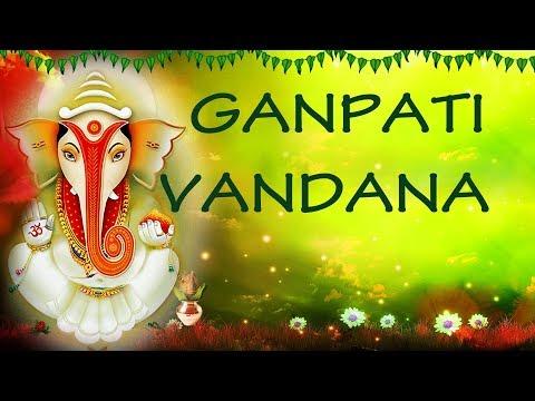 Ganpati Vandana I Superhit Ganesh Bhajans I Anuradha Paudwal I Hemant Chauhan I Ravindra Sathe