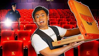 10 Things Not To Do In The Movie Theatre...