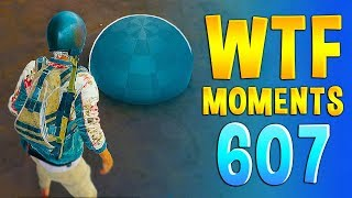 PUBG WTF Funny Daily Moments Highlights Ep 607