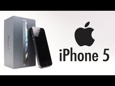 Apple iPhone 5 Unboxing & Review