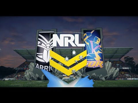Rugby League Live 3: BE A PRO NRL 2018 (Round 23) Through the Storm!