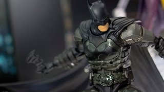 [NgoBar] Comparison SHF Batman Injustice - Ori vs Bootleg