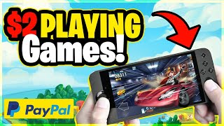 🔥 Get Paid Playing Games Online FREE! (Easy PayPal Money)