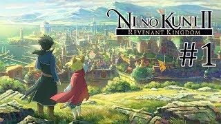 ?????? ?????? ? Ni no Kuni II: Revenant Kingdom #1