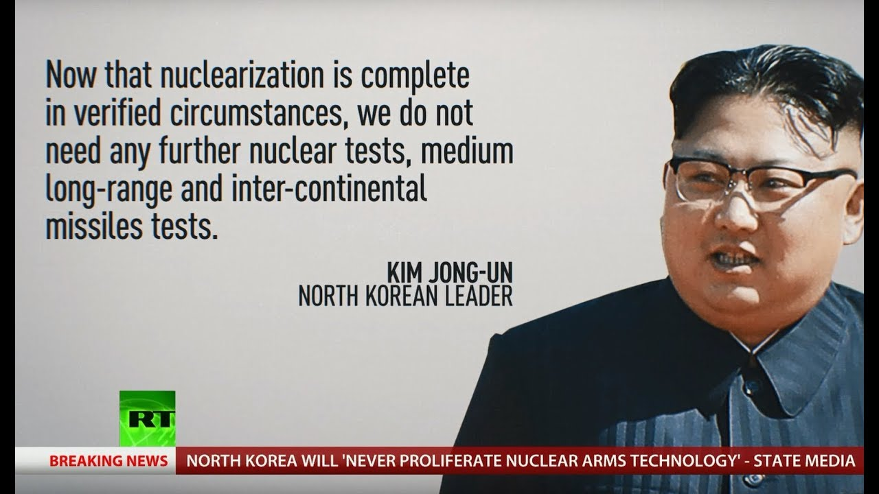 'Mission complete': North Korea halts ICBM tests & nuclear activity