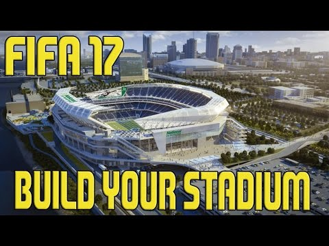 FIFA 17 CAREER MODE NEW FEATURES - BUILD YOUR STADIUM! - AMAZING NEW WISHLIST FOR FIFA 17