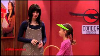 "G Hannelius on Sonny With A Chance as Dakota Condor - ""Sonny and the Studio Brat"" - clip 1 HD"