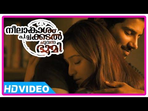 Neelakasham Pachakadal Chuvanna Bhoomi Malayalam Movie | Dulquer Salmaan | Surja Bala Hijam | Hd video
