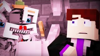"Download Lagu ""Crawling"" - FNAF Minecraft Music Video [Song by CG5] Gratis STAFABAND"
