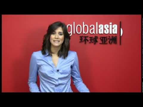 Informativos Global Asia TV 25/10/2011