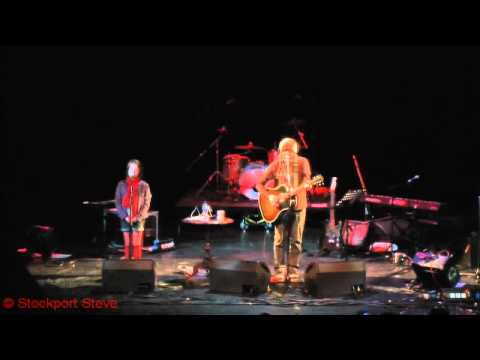Badly Drawn Boy - The Time of Times - RNCM Manchester - 21 October 2010