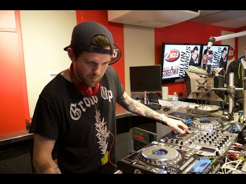 Dillon Francis LIVE on the Drive at 5 Streetmix December 1, 2014!