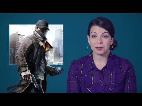 Women as Background Decoration: Part 2 - Tropes vs Women in Video Games