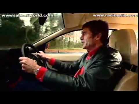 Ferrari Testarossa Top Gear review by Tiff Needell