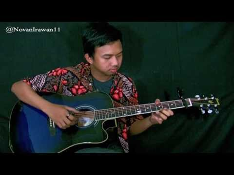 (AKB48/JKT48) Manatsu no Sounds Good - Novan (Fingerstyle Guitar Cover)