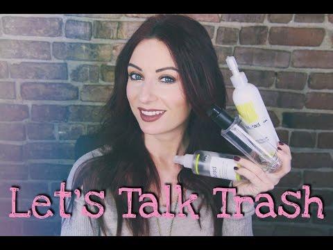 Let's Talk Trash | Monthly Empties & Mini Reviews | shadesofkassie